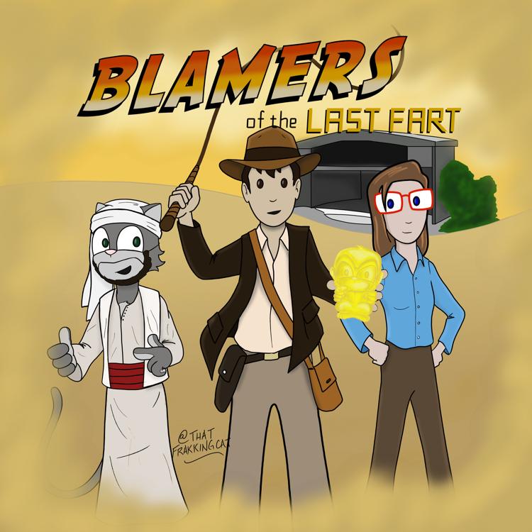 Blamers of the Last Fart