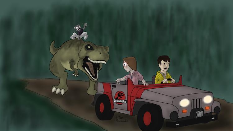 Rexy's Dino Runner