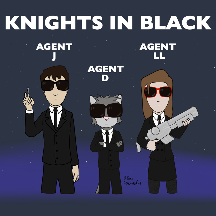 Knights in Black